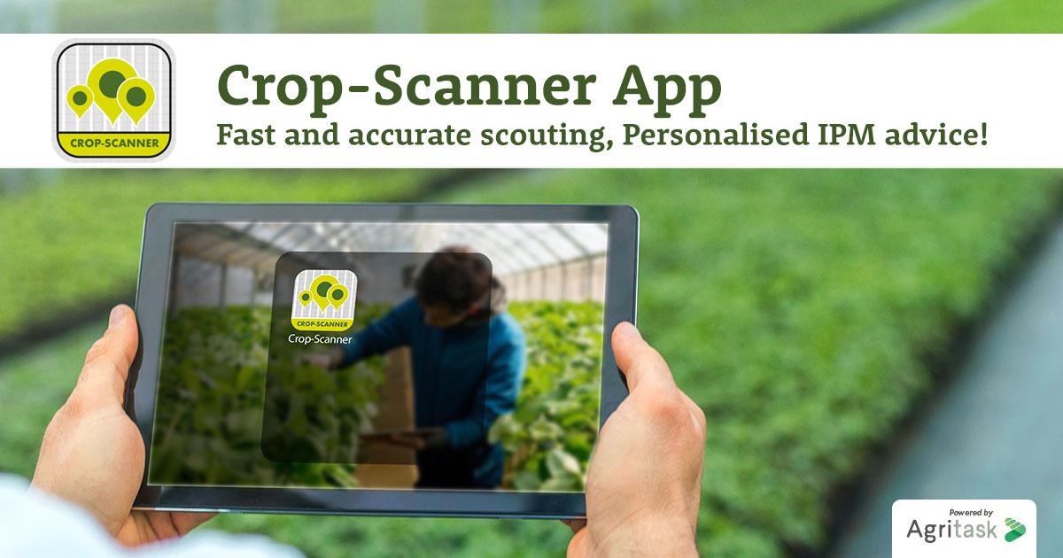 Crop-Scanner App
